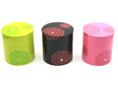 Kamon Tea Boxes by Hakoya - Bento&con the Bento Boxes specialist from Kyoto