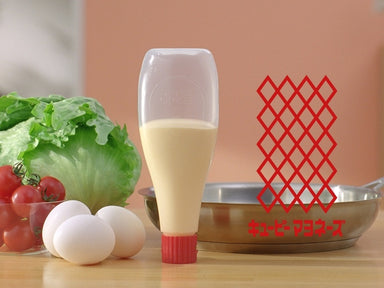 Kewpie Mayonnaise 450g / 15.87oz by Bento&co | AMZJP - Bento&co Japanese Bento Lunch Boxes and Kitchenware Specialists