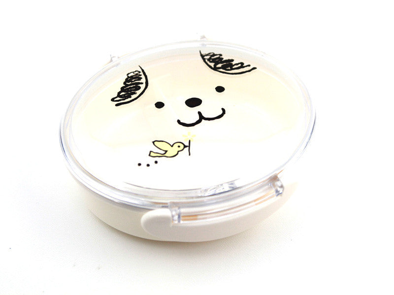 Tomodachi Kids Animal Bento | Dog by Hakoya - Bento&co Japanese Bento Lunch Boxes and Kitchenware Specialists