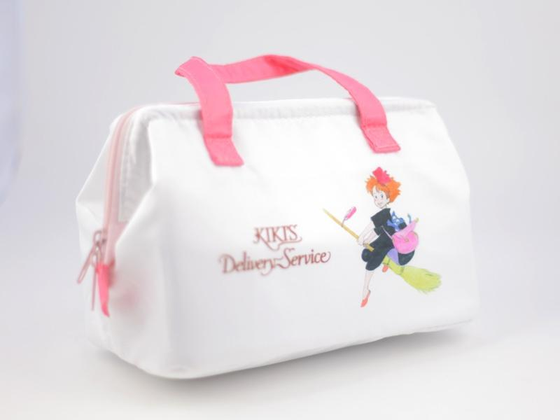 Kiki's Delivery Service Insulated Bento Bag | Flying Kiki by Skater - Bento&co Japanese Bento Lunch Boxes and Kitchenware Specialists