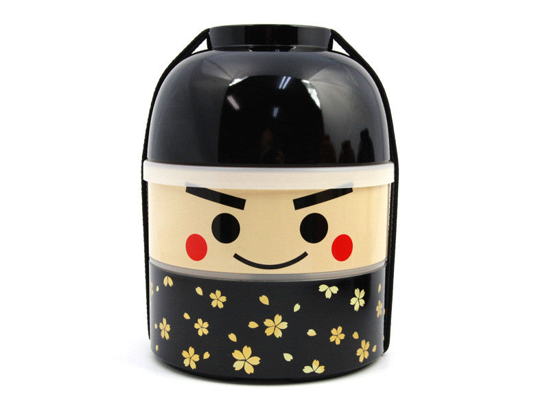 Kokeshi Bento Ichiro Big by Hakoya - Bento&con the Bento Boxes specialist from Kyoto