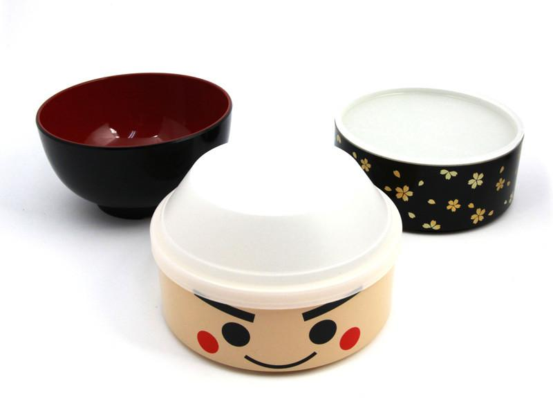 Replacement Top Inner Lid | Big Kokeshi Bentos by Hakoya - Bento&co Japanese Bento Lunch Boxes and Kitchenware Specialists