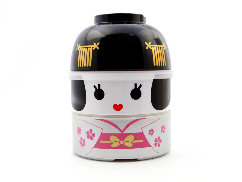 Kokeshi Bento Maihime by Hakoya - Bento&con the Bento Boxes specialist from Kyoto