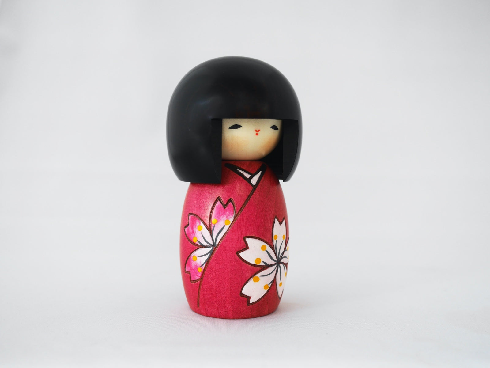 Kokeshi Wood Doll | Sakura