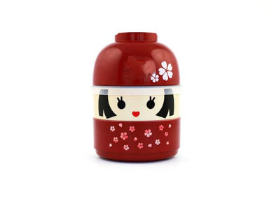 Kokeshi Bento Hanako by Hakoya - Bento&co Japanese Bento Lunch Boxes and Kitchenware Specialists