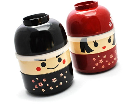 Kokeshi Bento Ichiro by Hakoya - Bento&co Japanese Bento Lunch Boxes and Kitchenware Specialists