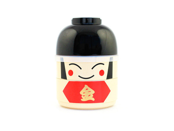 kokeshi bento box hero