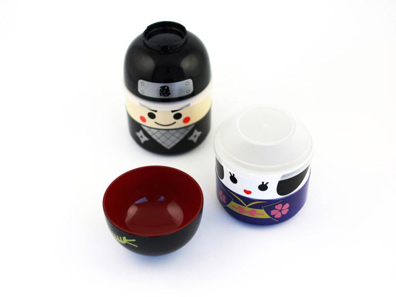 Replacement Top Inner Lid | Kokeshi Bentos by Hakoya - Bento&co Japanese Bento Lunch Boxes and Kitchenware Specialists