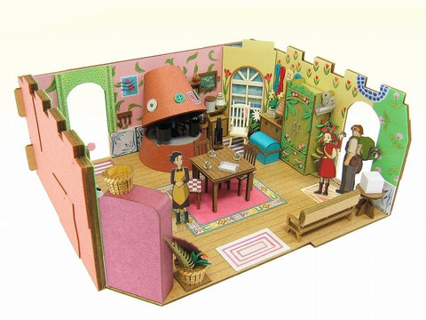 Miniatuart | Arietty's House by Sankei - Bento&con the Bento Boxes specialist from Kyoto