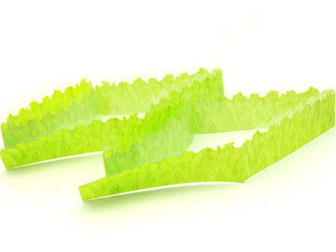 Lettuce Separator Sheet by Maruki - Bento&co Japanese Bento Lunch Boxes and Kitchenware Specialists