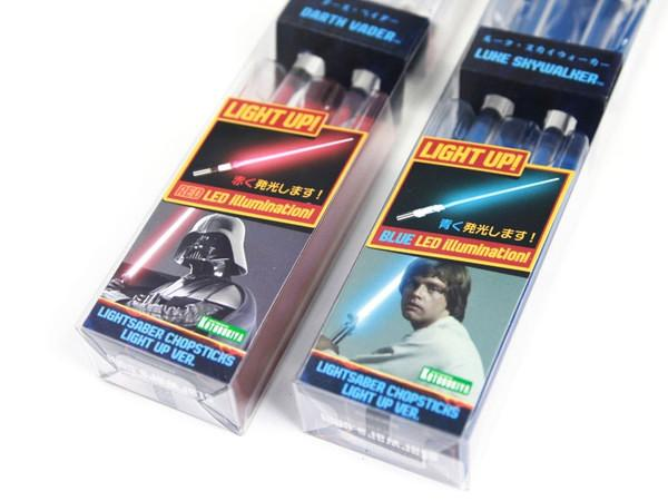 Star Wars Lightsaber Chopsticks | Darth Vader Red by Kotobukiya - Bento&co Japanese Bento Lunch Boxes and Kitchenware Specialists