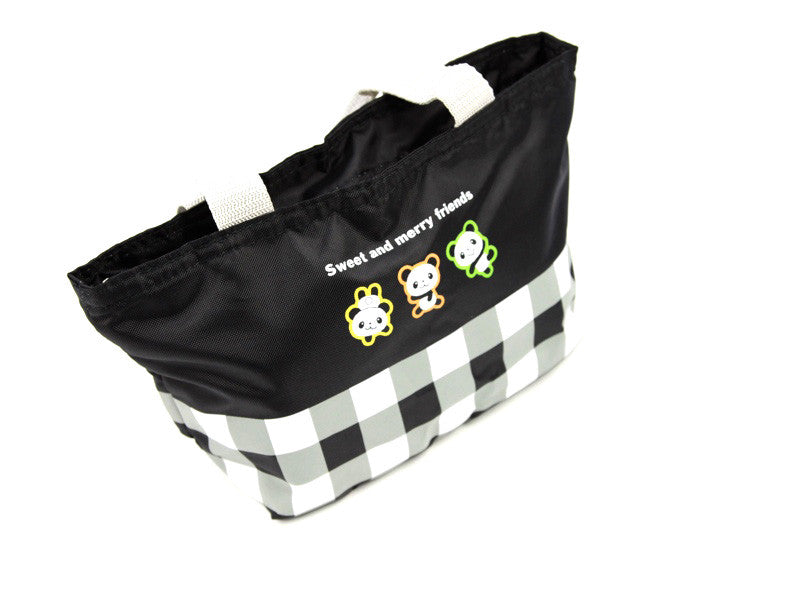 Cool Lunch Bag Panda by Torune - Bento&con the Bento Boxes specialist from Kyoto