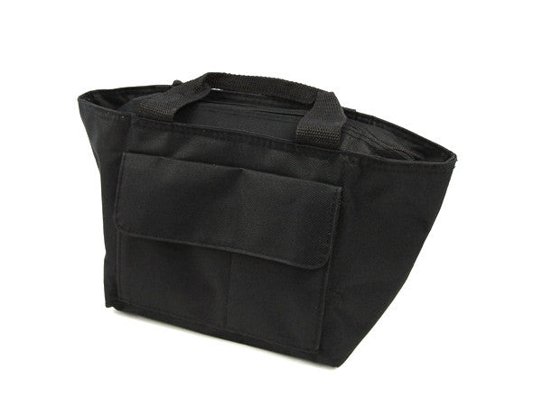 Cool Lunch Bag Black by Torune - Bento&co Japanese Bento Lunch Boxes and Kitchenware Specialists