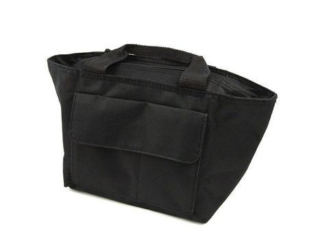 Cool Lunch Bag Black by Torune - Bento&con the Bento Boxes specialist from Kyoto