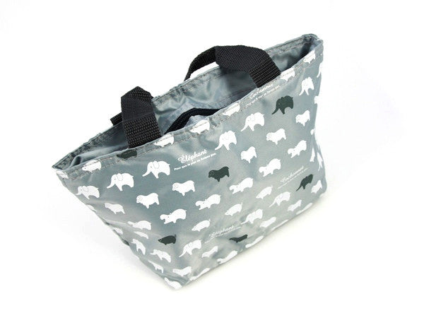 Cool Lunch Bag Animals by Torune - Bento&con the Bento Boxes specialist from Kyoto