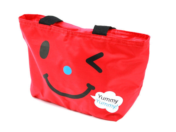 Cool Lunch Bag Smile by Torune - Bento&con the Bento Boxes specialist from Kyoto