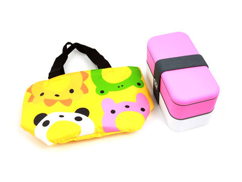 Cool Lunch Bag Quartet by Torune - Bento&con the Bento Boxes specialist from Kyoto