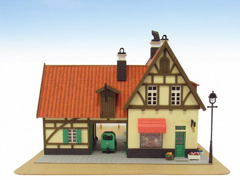 Miniatuart | Kiki's Delivery Service, The Bakery by Sankei - Bento&con the Bento Boxes specialist from Kyoto