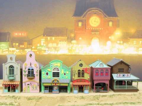 Miniatuart | Spirited Away: The Strange City 3 by Sankei - Bento&co Japanese Bento Lunch Boxes and Kitchenware Specialists