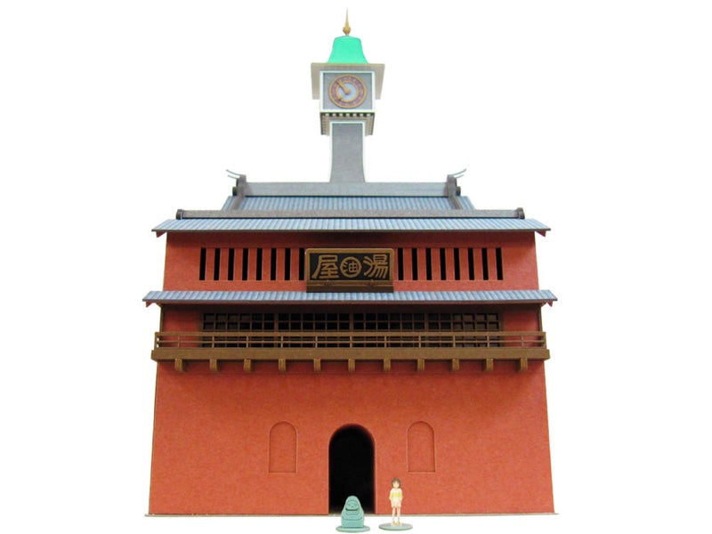 Miniatuart | Spirited Away: The Clock Tower by Sankei - Bento&co Japanese Bento Lunch Boxes and Kitchenware Specialists