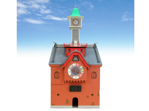 Miniatuart | Sen and Chihiro's Spiriting Away : The Clock Tower by Sankei - Bento&con the Bento Boxes specialist from Kyoto