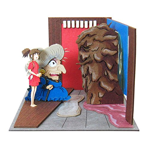 Miniatuart | Spirited Away : Chihiro, Yubaba and the River Spirit by Sankei - Bento&co Japanese Bento Lunch Boxes and Kitchenware Specialists