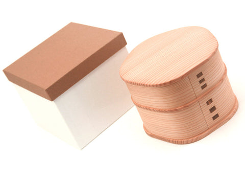 Magewappa Ume by Odate Kougei - Bento&con the Bento Boxes specialist from Kyoto