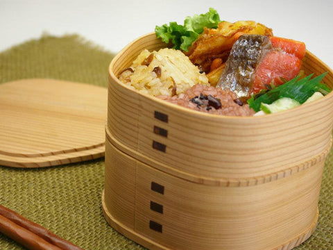 Magewappa Ume by Odate Kougei - Bento&co Japanese Bento Lunch Boxes and Kitchenware Specialists