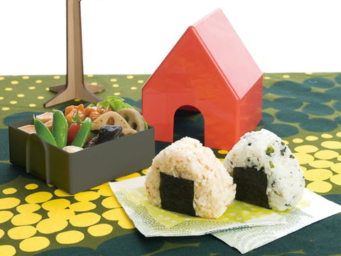 Maison de Lunch Green by Gel Cool - Bento&con the Bento Boxes specialist from Kyoto