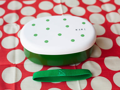 Toppings Oval Bento Box | Mame by Hakoya - Bento&co Japanese Bento Lunch Boxes and Kitchenware Specialists