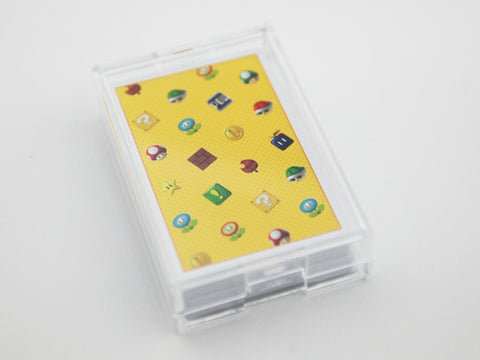 Mario Playing Cards by Bento&co | AMZJP - Bento&con the Bento Boxes specialist from Kyoto