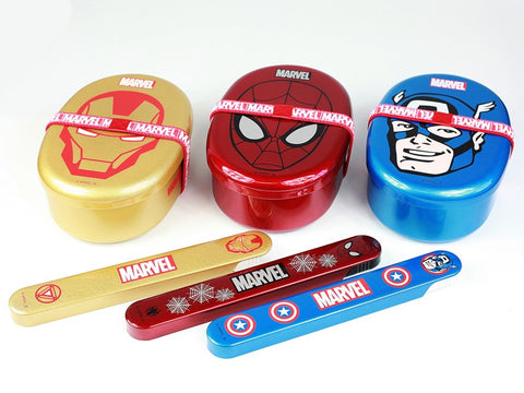 Marvel Avengers Chopsticks | Captain America by Yaxell - Bento&con the Bento Boxes specialist from Kyoto