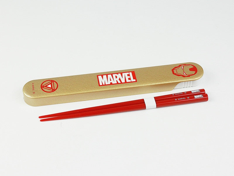 Marvel Avengers Chopsticks | Ironman by Yaxell - Bento&con the Bento Boxes specialist from Kyoto