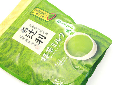 Tsujiri Matcha Milk Powder by Bento&co | AMZJP - Bento&co Japanese Bento Lunch Boxes and Kitchenware Specialists