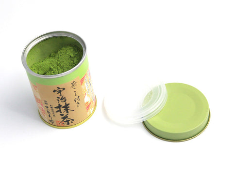 Uji Matcha Green Tea Powder