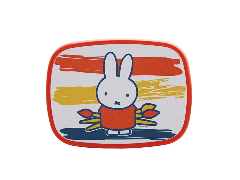 CAMPUS LUNCHBOX M MIFFY CREATIVE by Space Joy - Bento&con the Bento Boxes specialist from Kyoto