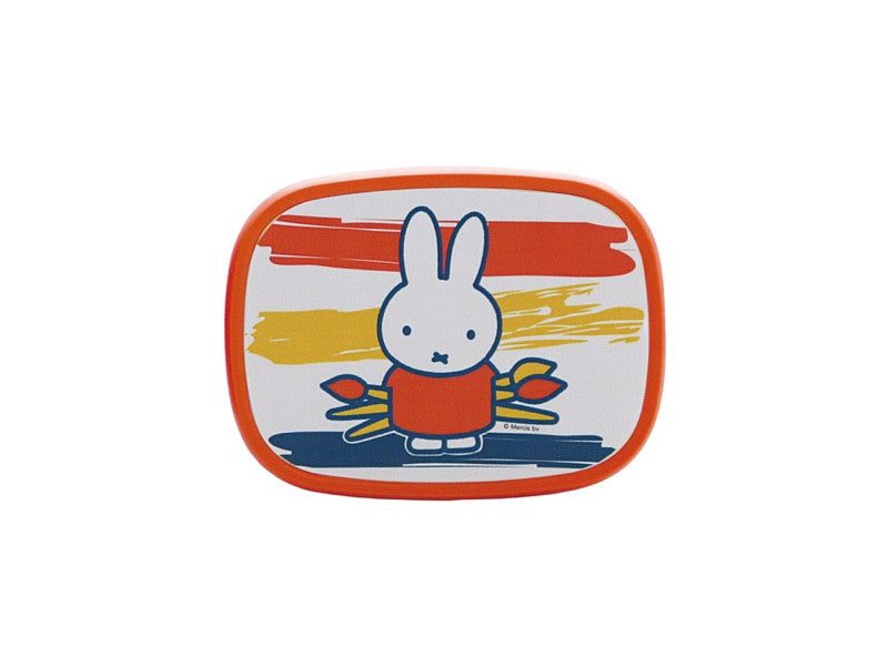 CAMPUS LUNCHBOX S MIFFY CREATIVE by Space Joy - Bento&con the Bento Boxes specialist from Kyoto