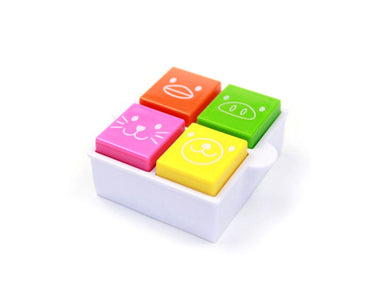 Mini Kao Sando Stamps by Torune - Bento&co Japanese Bento Lunch Boxes and Kitchenware Specialists