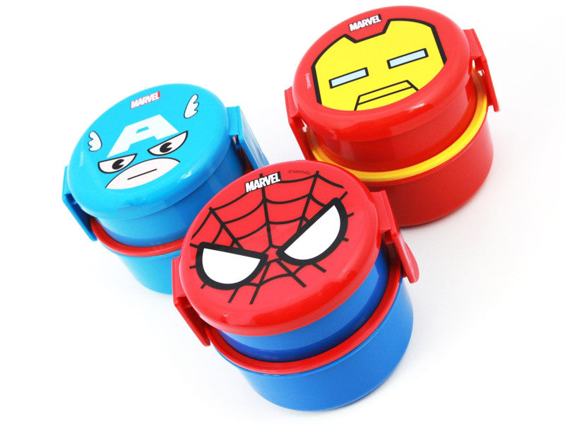 Marvel Kawaii Bento