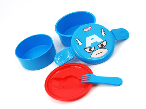Marvel Kawaii Bento by Skater - Bento&con the Bento Boxes specialist from Kyoto