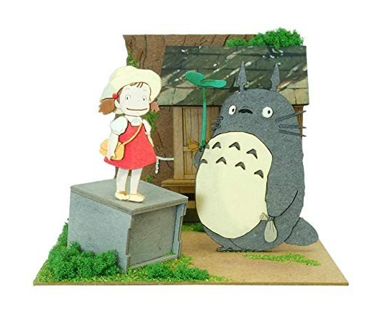 Miniatuart | My Neighbor Totoro: In Front of the Great Tree by Sankei - Bento&co Japanese Bento Lunch Boxes and Kitchenware Specialists