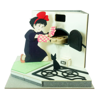 Miniatuart | Kiki's Delivery Service: Herring Pie by Sankei - Bento&co Japanese Bento Lunch Boxes and Kitchenware Specialists