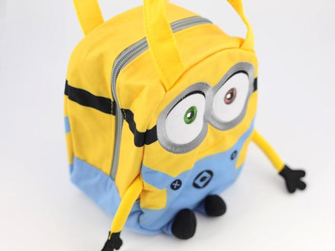Minions Bento Bag by Skater - Bento&co Japanese Bento Lunch Boxes and Kitchenware Specialists