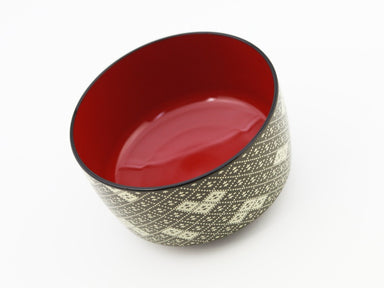Motenashi Wan Hishi Bowl by Hakoya - Bento&co Japanese Bento Lunch Boxes and Kitchenware Specialists