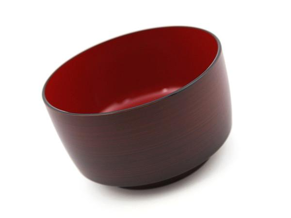 Motenashi Kagamon Bowl | Tochinoki Brown by Hakoya - Bento&co Japanese Bento Lunch Boxes and Kitchenware Specialists