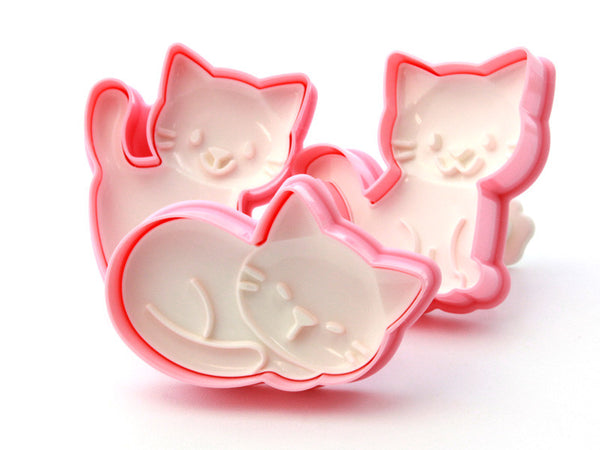 neko cookie mold