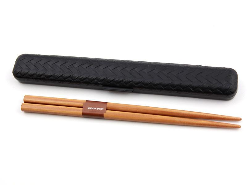 Nuri Ajiro Chopsticks | Black by Hakoya - Bento&co Japanese Bento Lunch Boxes and Kitchenware Specialists