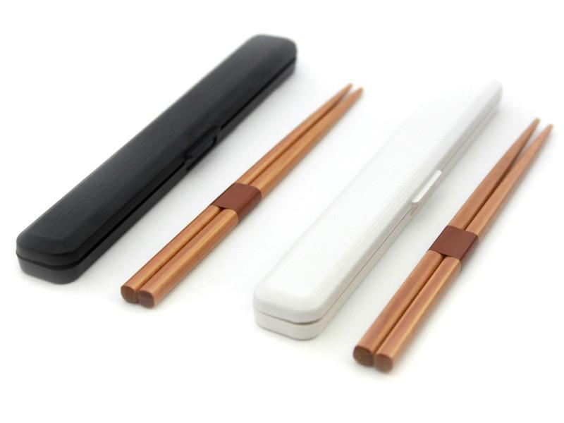 Nuri Wappa Chopsticks | Black by Hakoya - Bento&co Japanese Bento Lunch Boxes and Kitchenware Specialists