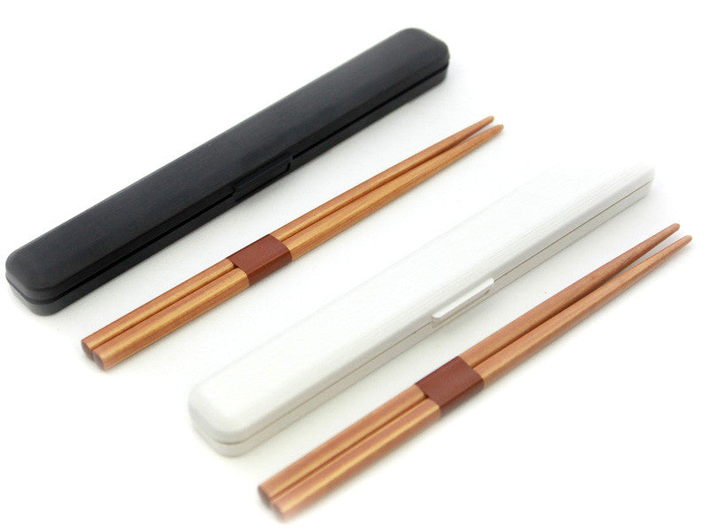 Nuri Wappa Chopsticks | White by Hakoya - Bento&co Japanese Bento Lunch Boxes and Kitchenware Specialists