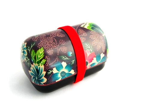 Onigiri Bento Kimono by Hakoya - Bento&co Japanese Bento Lunch Boxes and Kitchenware Specialists